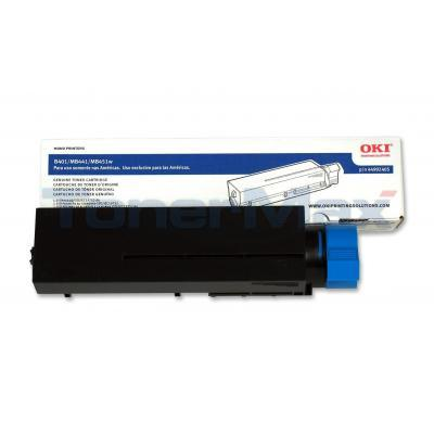 OKIDATA MB-451 TONER CARTRIDGE 1.5K